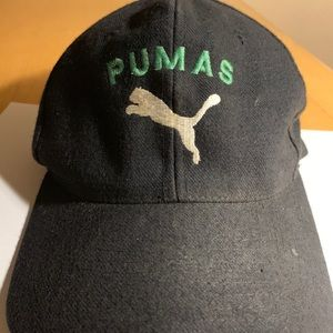 Vintage Pumas Shoes Hat SnapBack KC Hats